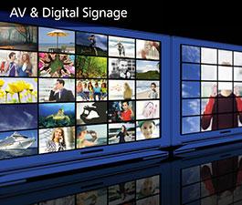 AV & Digital Signage